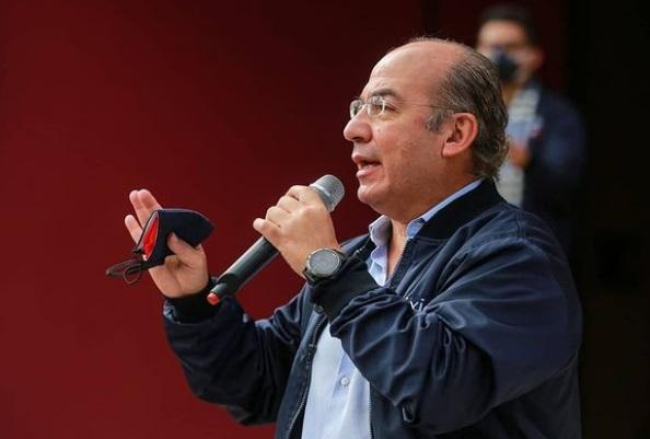 'Protagonismo de un dictador': Calderón lamenta visita de presidente cubano a México